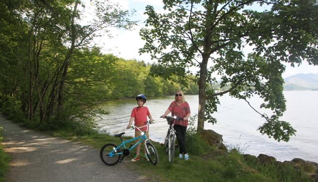 06.08.14 - Windermere cycle