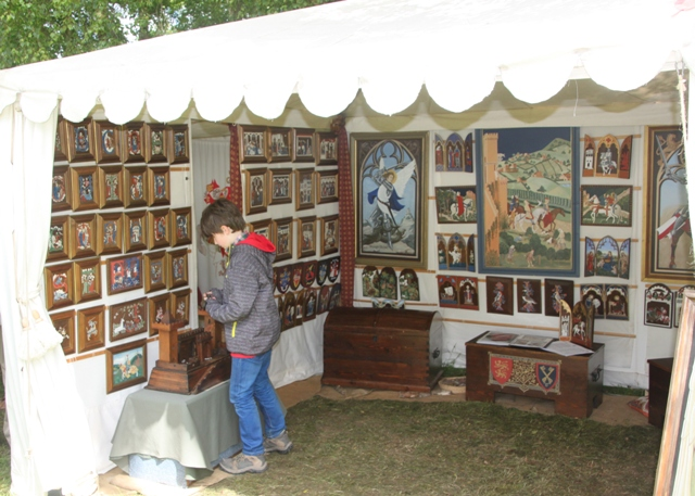 06.15.04 - Medieval Fayre at Tatton Park