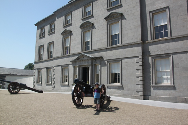07.11.03 - Boyne Centre, Drogheda