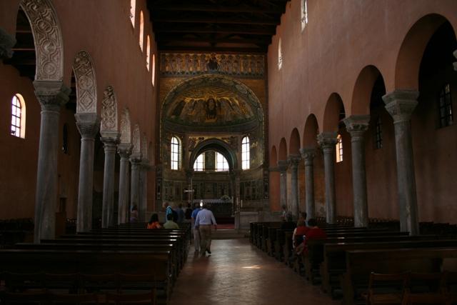 06.17 - Porec.06 - Basilica of St Euphrasius