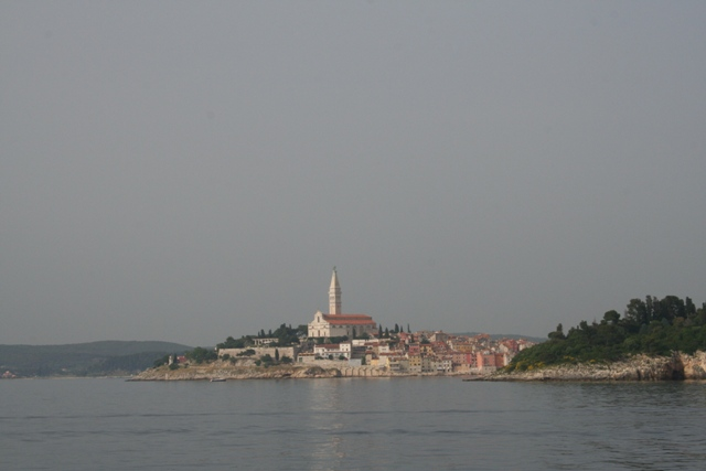 06.20 - 18 -  View of Rovinj from catamaran