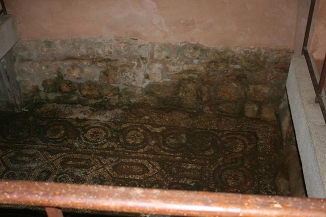 06.17 - Porec.07 - Basilica of St Euphrasius mosiacs