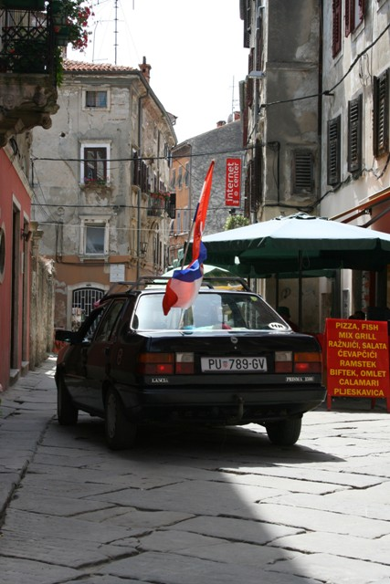 06.18 - 19 - Croatia supporters in Pula