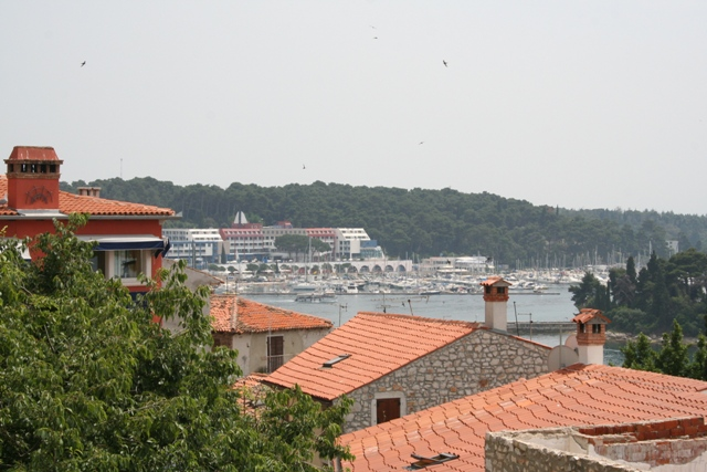 06.21 - 12 - View of Rovinj from Church of St Euphemia