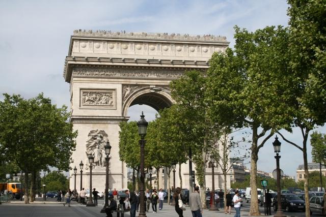 09.08 - 08 - Arc de Triomphe