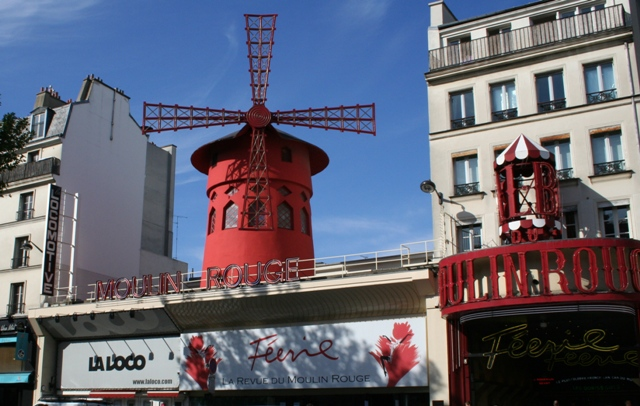 09.08 - 24 - Moulin Rouge in Pigalle