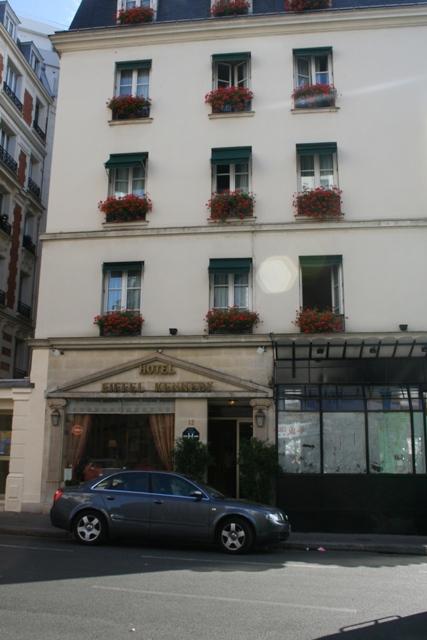 09.10 - 01 - Hotel Eiffel Kennedy