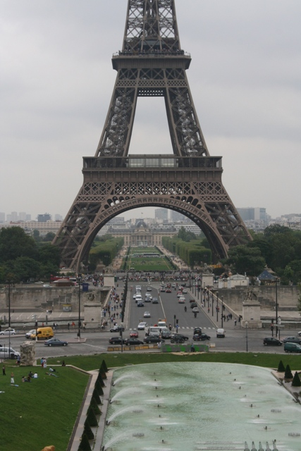 09.07 - 07 - Eiffel Tower from Trocadero