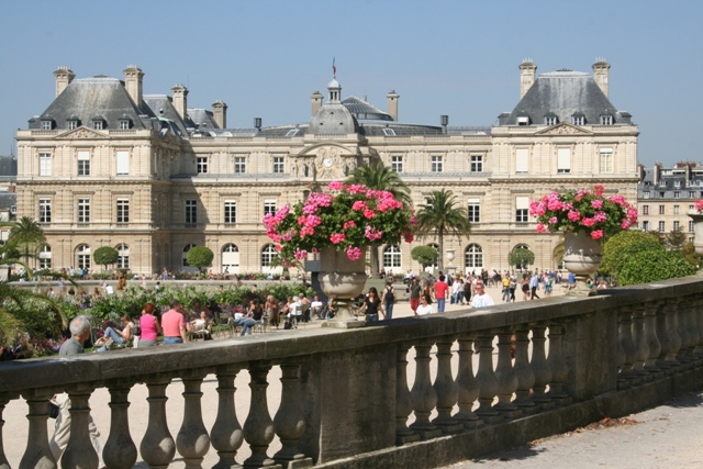 Jardin du luxembourg joy loves travel for Jardin du luxembourg hours