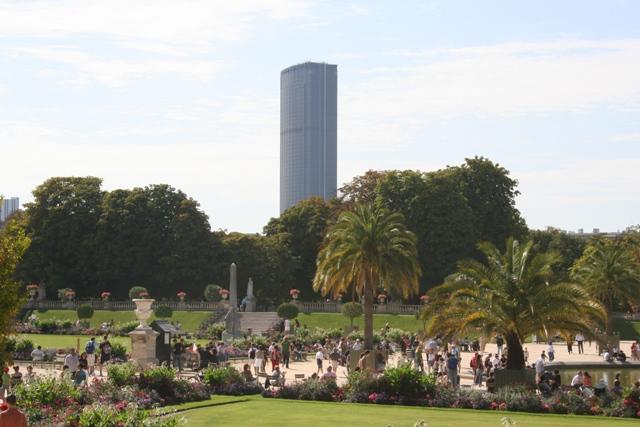 09.10 - 07 - Jardin du Luxembourg