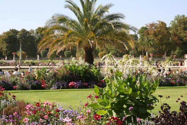 09.10 - 08 - Jardin du Luxembourg