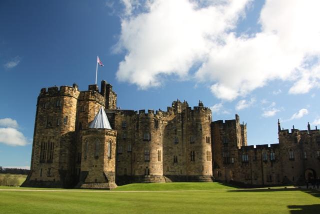 04.08.26 - Alnwick Castle