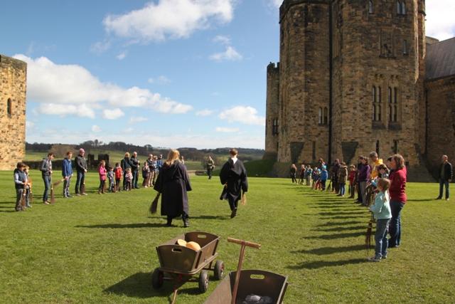 04.08.49 - Alnwick Castle