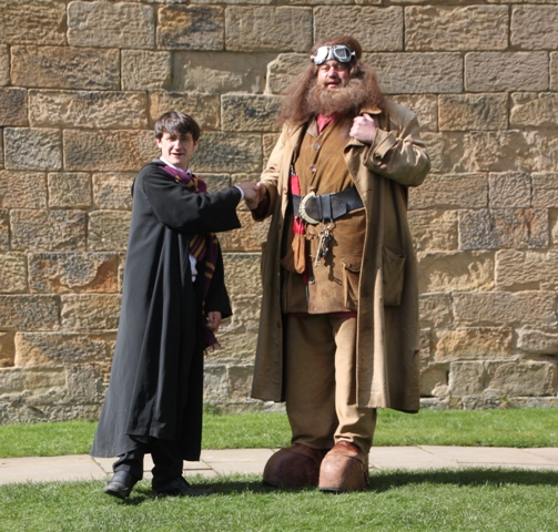 04.08.62 - Alnwick Castle