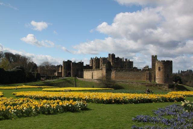 04.08.78 - Alnwick Castle