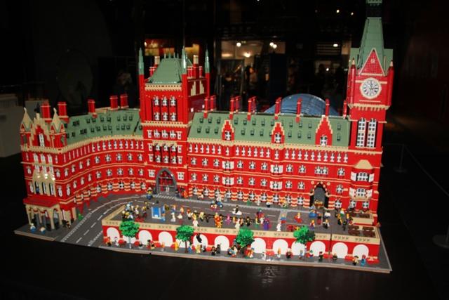 04.09.22 - Lego St Pancras