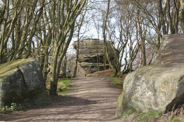 04.11.46 - Brimham Rocks