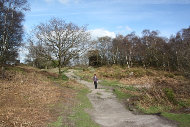 04.11.48 - Brimham Rocks
