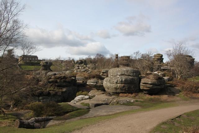 04.11.51 - Brimham Rocks