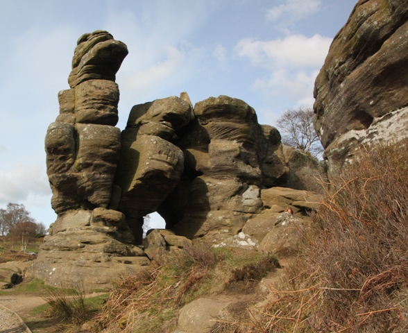 04.11.54 - Brimham Rocks
