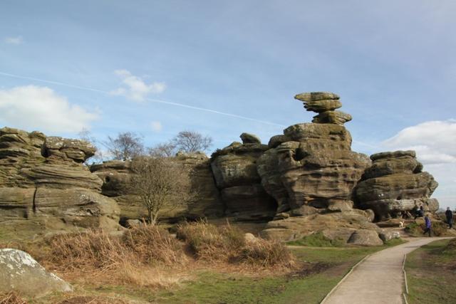 04.11.57 - Brimham Rocks