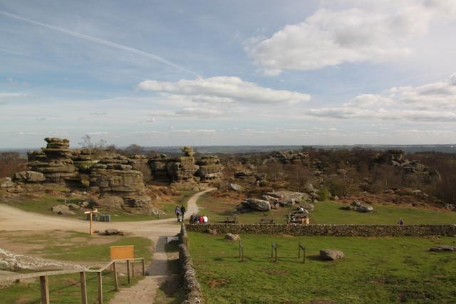 04.11.58 - Brimham Rocks