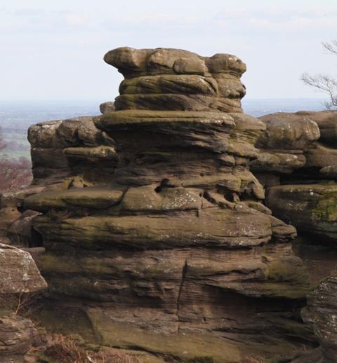 04.11.60 - Brimham Rocks