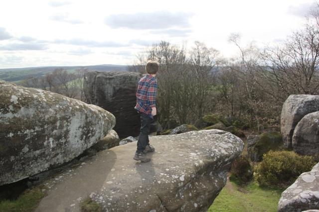 04.11.68 - Brimham Rocks