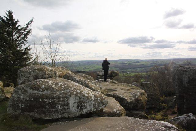 04.11.69 - Brimham Rocks