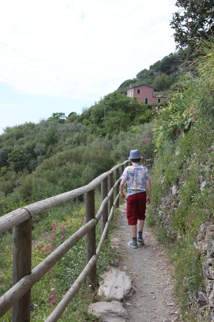05.26.043 - Hiking the trail