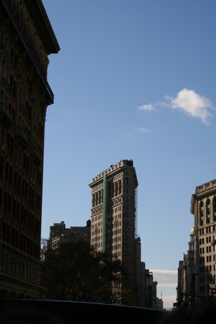 12.03.10 - Flatiron Building