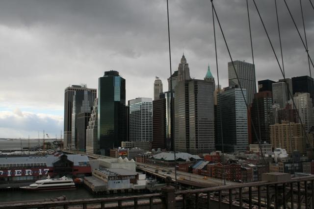 12.04.07 - View from Brooklyn Bridge