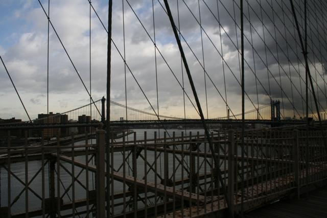 12.04.08 - View from Brooklyn Bridge