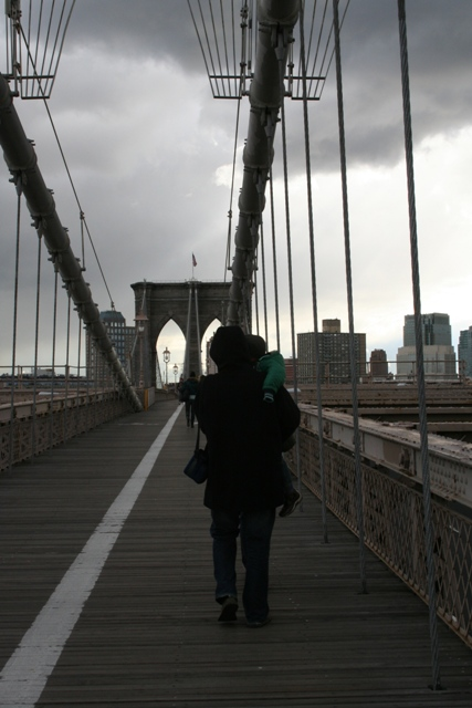 12.04.11 - Brooklyn Bridge