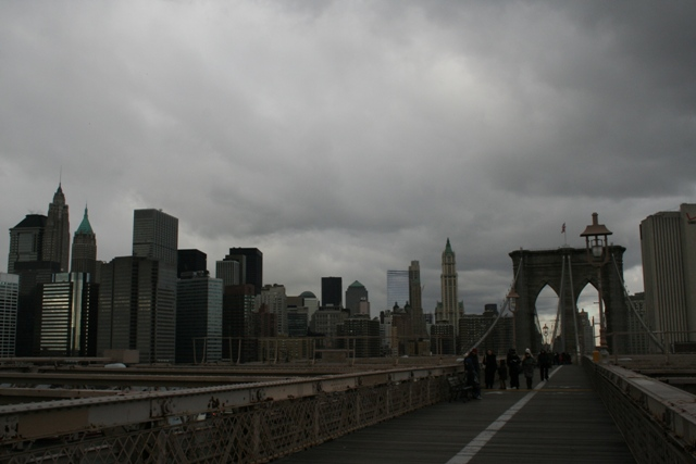 12.04.12 - View from Brooklyn Bridge