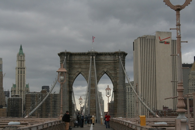 12.04.14 - View from Brooklyn Bridge