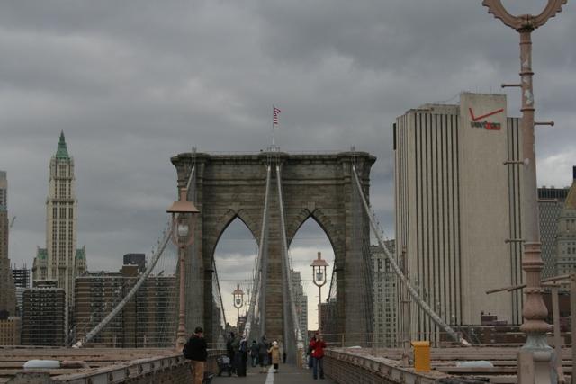 12.04.14 - View from Brooklyn Bridge