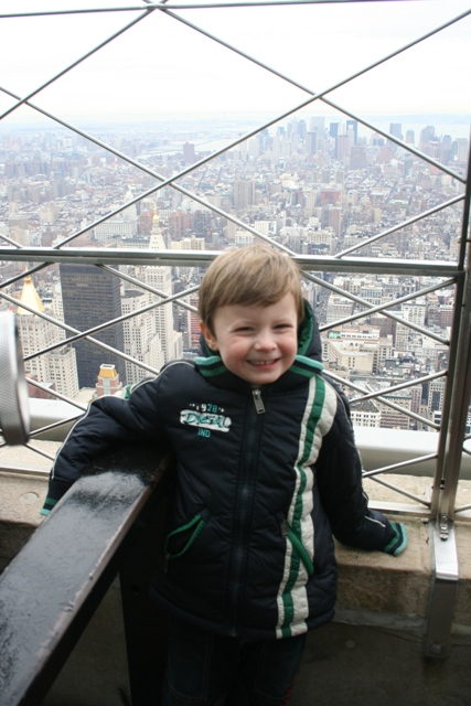 12.07.04 - Top of the Empire State Building