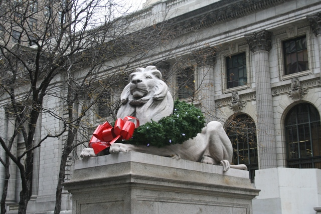 12.07.11 - New York Public Library