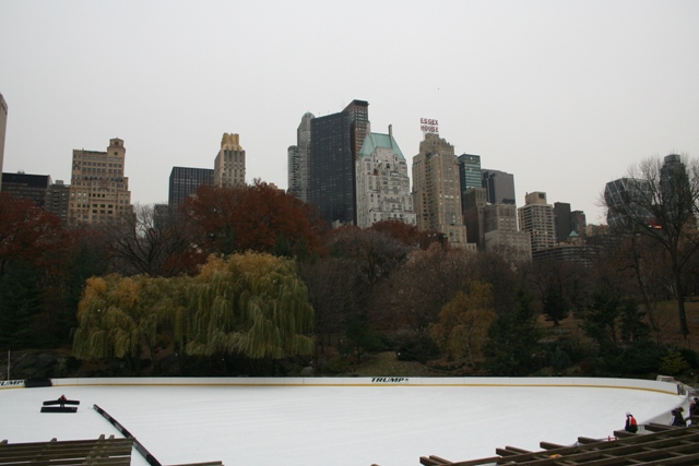 12.07.19 - Ice rink at Central Park