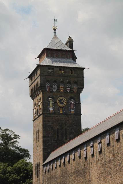 06.23.10 - Cardiff Castle