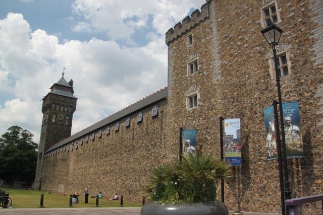 06.23.11 - Cardiff Castle