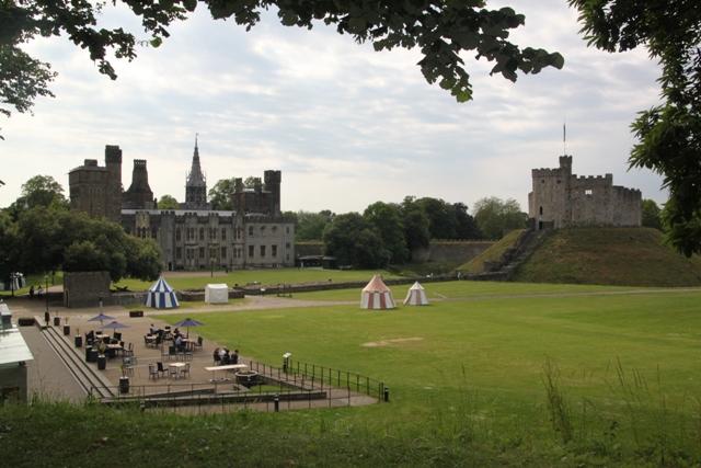 06.23.61 - Cardiff Castle
