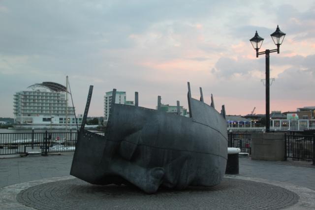 06.23.87 - Cardiff Bay