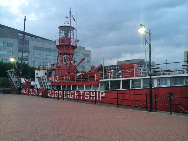 06.23.91 - Cardiff Bay