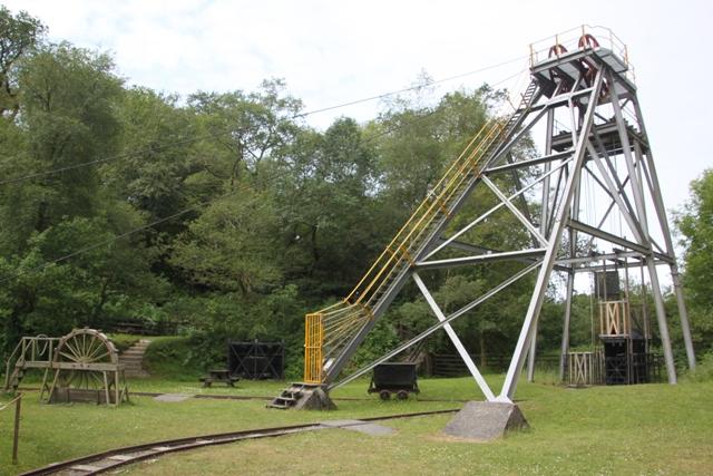 06.25.04 - Dolaucothi Gold Mine