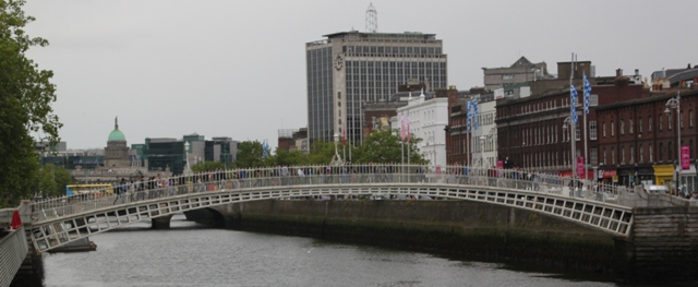 07.10.18 - Ha'Penny Bridge