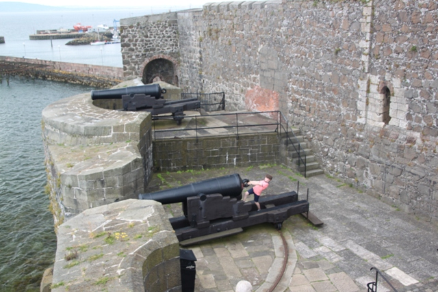 07.11.17 - Carrickfergus Castle
