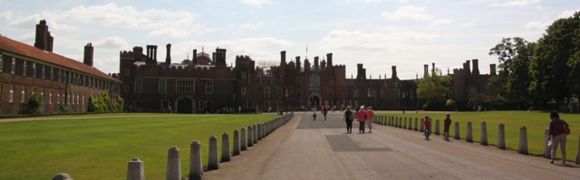 07.30.07 - Hampton Court Palace