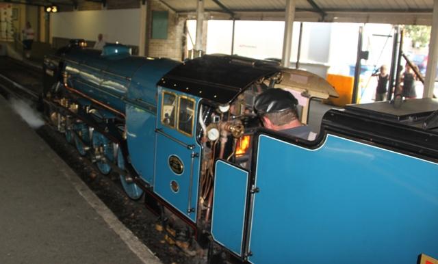 07.31.05 - Hythe Railway
